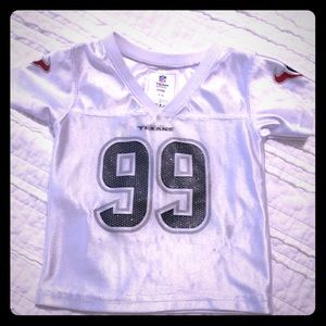 Other - NFL toddler girl Houston Texans JJ Watt Jersey